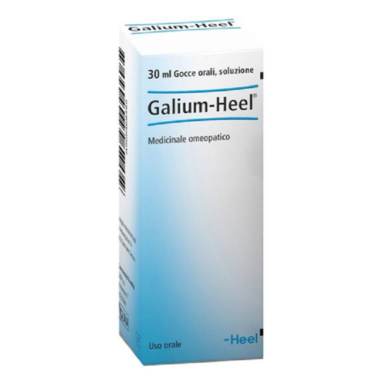 GALIUM 30ML GTT HEEL