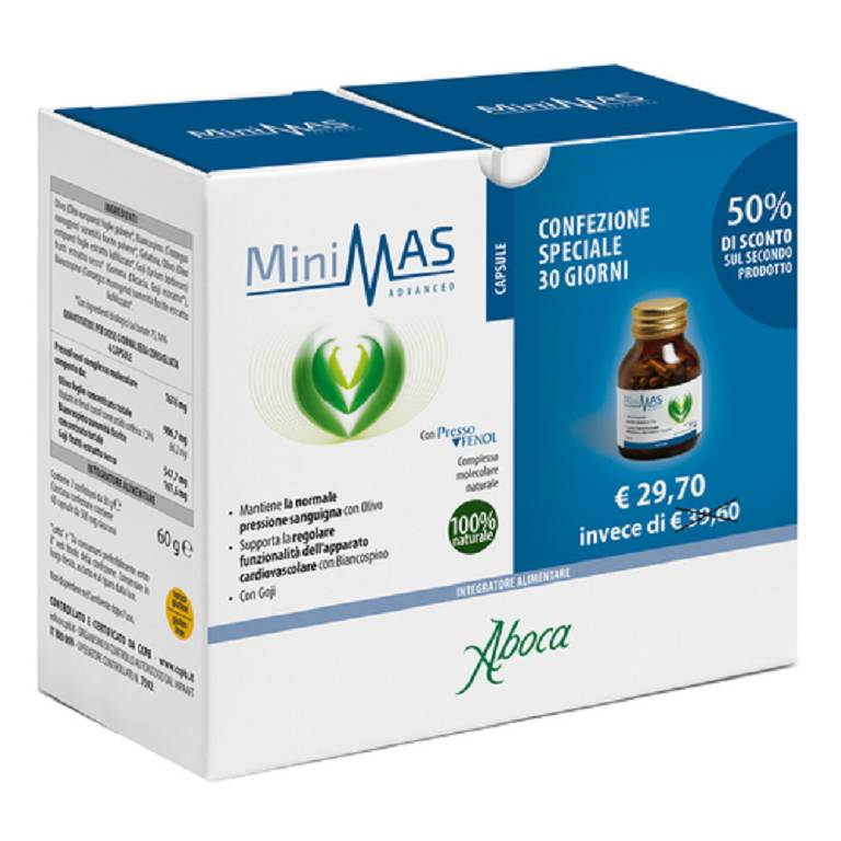 MINIMAS ADVANCED 30GG CONF SPE